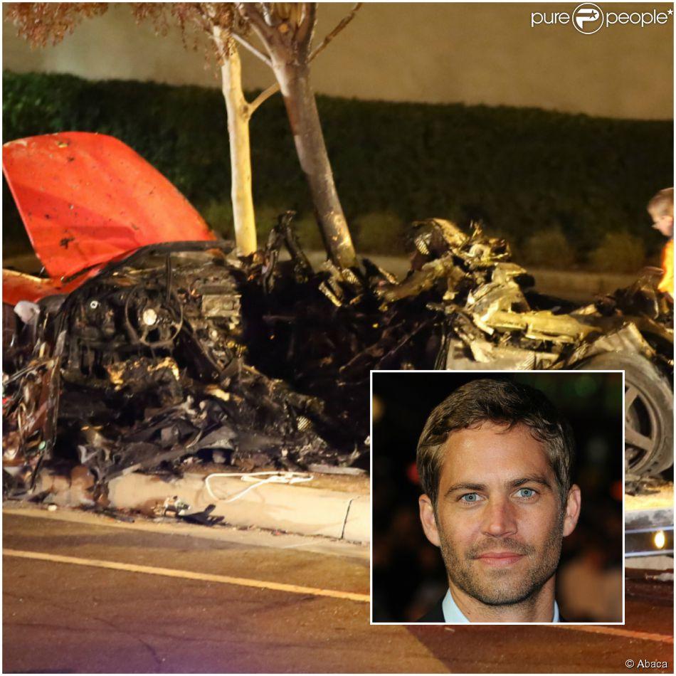 Paul Walker est mort dans un crash de voiture à Santa Clarita, près de Los Angeles, le 30 novembre 2013.