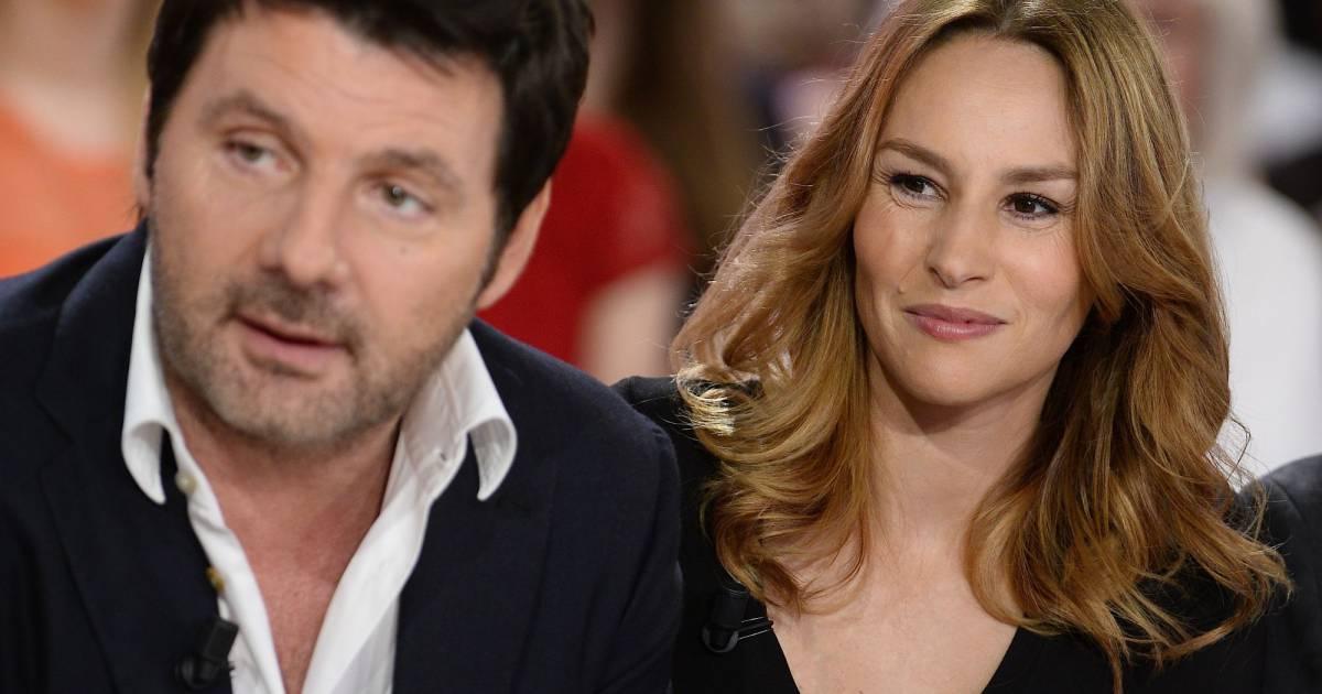 Philippe lellouche et sa femme vanessa demouy en promotion pour la pi ce de t - Journal des femmes com ...