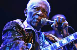 B. B. King, 89 ans, quitte l'hôpital : ''Je veux remercier tout le monde...''