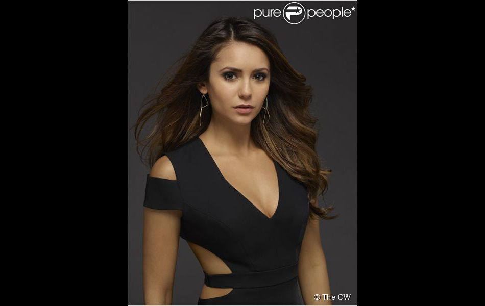 Nina Dobrev dans The Vampire Diaries