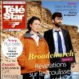 Magazine  Télé Star  en kiosques le 6 avril 2015.