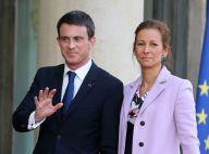 Anne Gravoin, superbe en lilas : Dîner d'État au bras de Manuel...