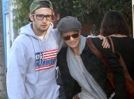 Robin Wright, maman câline avec son fils Hopper : Instant rare et complice