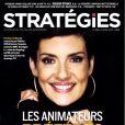 Stratégies  - édition du 9 avril 2015.