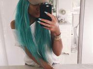 Kylie Jenner: Les cheveux bleus, elle succombe à la nouvelle mode d'Hollywood