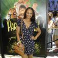 Samantha Mumba lors de la première du film Paranorman le 5 août 2012