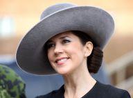 Princesse Mary de Danemark : Offensive glamour sur la trace des chars allemands