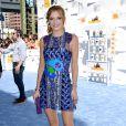 Bella Thorne lors des MTV Movie Awards à Los Angeles le 12 avril 2015