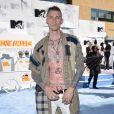 Machine Gun Kelly lors des MTV Movie Awards à Los Angeles le 12 avril 2015