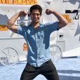Tyler Posey lors des MTV Movie Awards à Los Angeles le 12 avril 2015