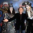 """Roman Polanski - Générale de la comédie musicale """"Le Bal des Vampires"""" au Théâtre Mogador à Paris, le 16 octobre 2014."""