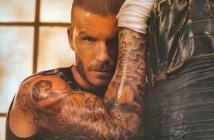 PHOTOS : David Beckham vous présente son calendrier très... sexy !