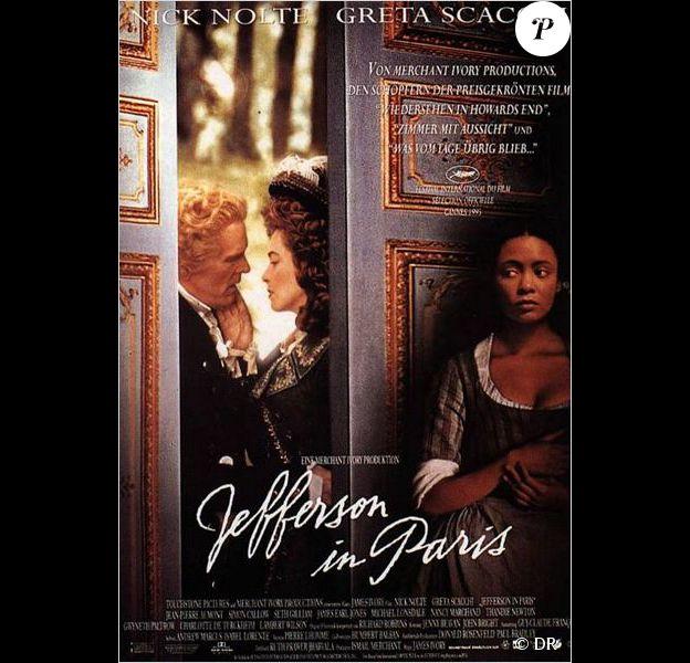 Affiche du film Jefferson à Paris