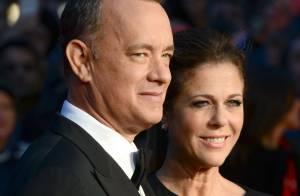 Tom Hanks : Sa femme Rita atteinte d'un cancer du sein...