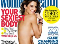 Cobie Smulders topless : La star de 'How I Met Your Mother' au top après bébé