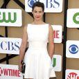 """Cobie Smulders - Soirée """"Summer TCA 2013"""" à Beverly Hills, le 29 juillet 2013."""