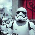 Des stormtroppers dans Star Wars – Episode VII : Le Réveil de la Force