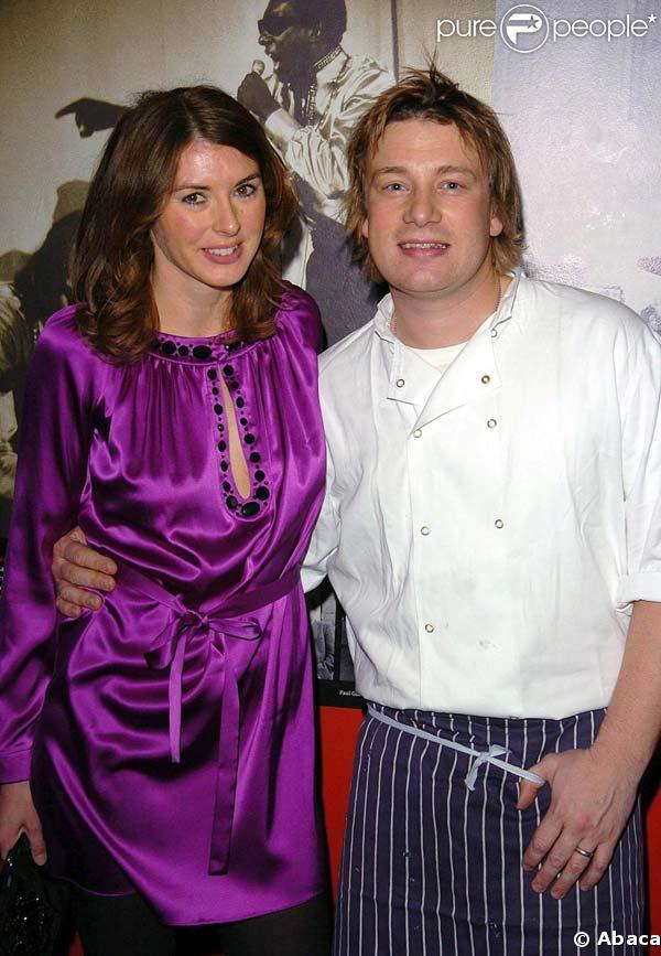 Jamie oliver le c l bre chef cuisinier anglais de - Cuisinier anglais jamie oliver ...