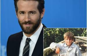 Ryan Reynolds enfant : Braguette ouverte, mais déjà playboy en puissance !