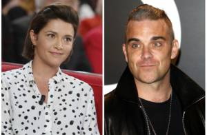 Emma de Caunes a refusé les avances de Robbie Williams !