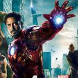 Affiche du film Avengers (2012)