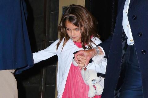 Katie Holmes : Sa fille Suri Cruise fête (déjà) ses 9 ans !
