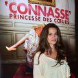 """Lucie Lucas - Avant-première du film """"Connasse, Princesse des coeurs"""" au cinéma Elysées Biarritz à Paris, le 23 avril 2015."""