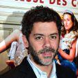 """Manu Payet - Avant-première du film """"Connasse, Princesse des coeurs"""" au cinéma Elysées Biarritz à Paris, le 23 avril 2015."""