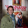 """Jean-Luc Reichmann - Avant-première du film """"Connasse, Princesse des coeurs"""" au cinéma Elysées Biarritz à Paris, le 23 avril 2015."""