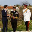 Le prince Harry a pris part les 24 et 25 avril en Turquie, dans la péninsule de Gallipoli, aux commémorations du centenaire de la bataille du même nom et de l'ANZAC Day.