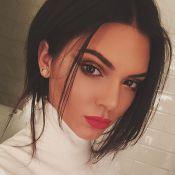 Kendall Jenner sans maquillage : Incroyablement belle, vous ne trouvez pas ?