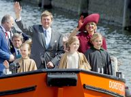Willem-Alexander des Pays-Bas : Ovation en famille pour la fête de ses 48 ans