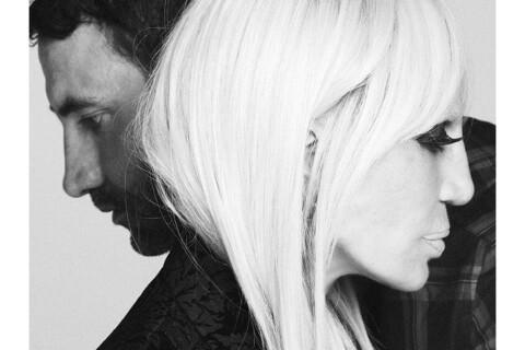 Donatella Versace : Égérie emblématique de Givenchy