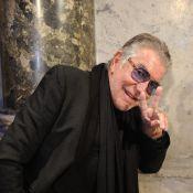 Roberto Cavalli vend... Roberto Cavalli !