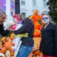 Barack Obama et ses nombreuses rencontres avec les enfants - 31 octobre 2014