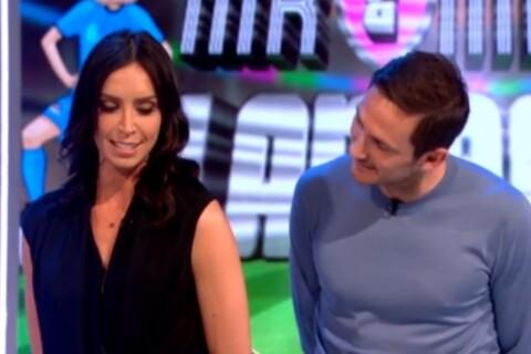 Frank Lampard : Quand sa belle Christine dévoile son gênant secret à la télé...