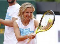 Elsa Pataky : Maman radieuse pour un tennis face à Serena Williams