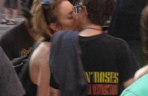 REPORTAGE PHOTOS : Lindsay Lohan et Samantha Ronson, une belle histoire qui rend dingue le père de l'actrice !