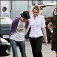 Lindsay Lohan et Samantha Ronson, un couple désormais officiel