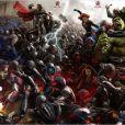 Bande-annonce d'Avengers : L'ère d'Ultron.