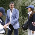 Jessica Springsteen au Longines Global Champions Tour à Madrid le 3 mai 2015