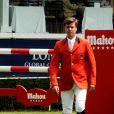 Cayetano Martinez De Irujo au Longines Global Champions Tour à Madrid le 1er mai 2015