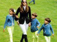 Princesse Maria Margarita et Marta Ortega : Leurs bambins sont leurs 1ers fans !