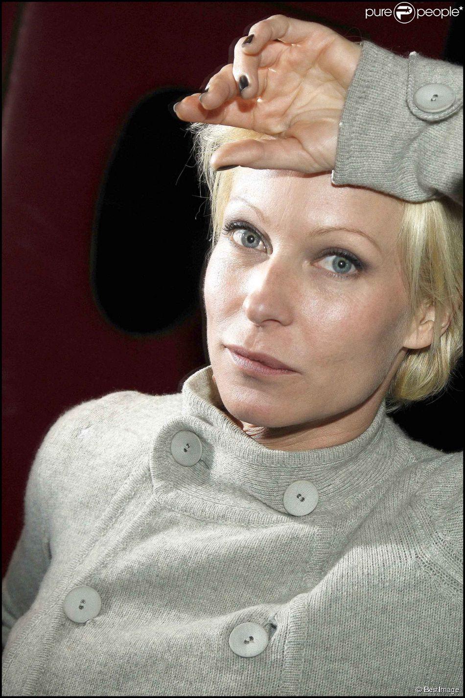 Rebecca Hampton - Portrait réalisé en 2011.