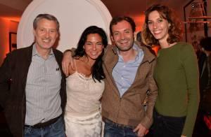 Doria Tillier et Antoine de Caunes : Le Grand Journal fête son arrivée à Cannes