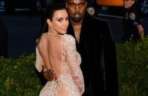 Kim Kardashian : Sexy mama, prête à renouveler ses voeux de mariage ?
