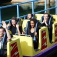 Exclusif - Jaden Smith est allé avec sa nouvelle compagne et des amis au parc d'attractions Disneyland à Anaheim. le 13 mai 2015 For Germany Call for price - Exclusive - Jaden Smith spends a fun day with his