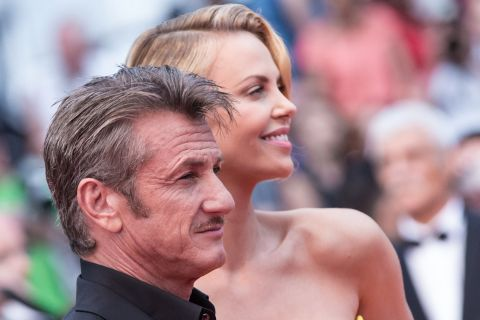 Cannes 2015 : Charlize Theron, impératrice de Mad Max, so in love de Sean Penn