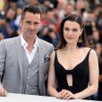 "Colin Farrell et Rachel Weisz - Photocall du film ""The Lobster"" lors du 68e Festival International du Film de Cannes le 15 mai 2015"