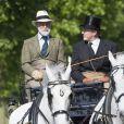 Le prince Michael de Kent au Royal Windsor Horse Show en mai 2015